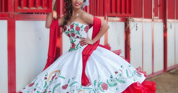 15 Anos Dresses From Mexico: Quinceaneras Rancheras Pictures