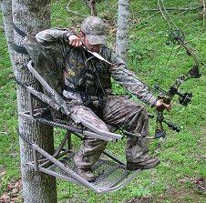 Treewalker Treestands Are Super Lightweight Aluminum Portable Climbing Treestands The Promag Series Two Piece Climbing Tree Stands F Ohota Podstavki