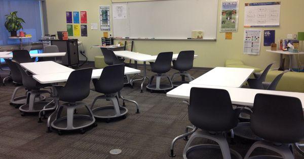 Kent innovation high school classroom classroom seating - Interior arrangement and design association ...