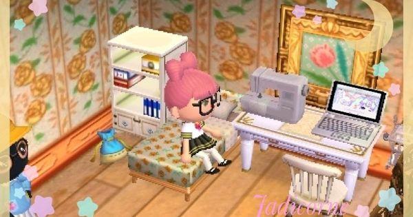 ときめき まち Cute Bedding Pattern Animal Crossing New