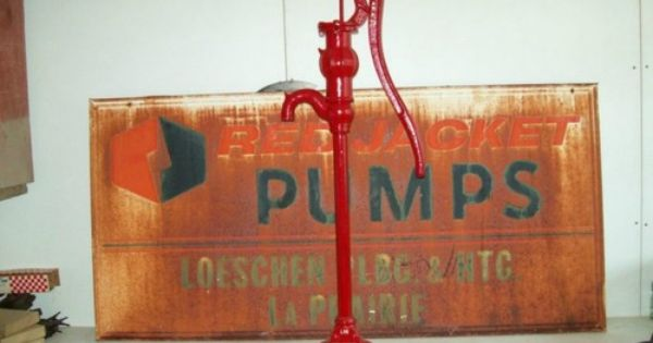 Pin By Hawk Valley Garden Spencer Io On Pump It Up Well Pump