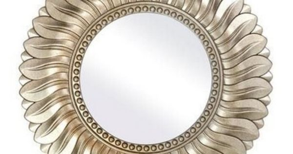 Beautiful Round Mirror Designs for a Modern Living Room ...