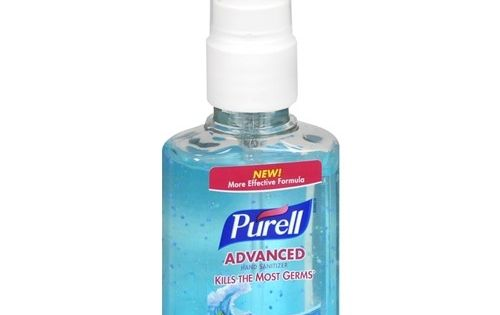 Purell Advanced Refreshing And Moisturizing Hand Sanitizer With