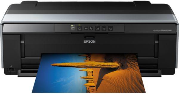 Epson Stylus Photo R2000 Epson Inkjet Printer Epson Epson Printer