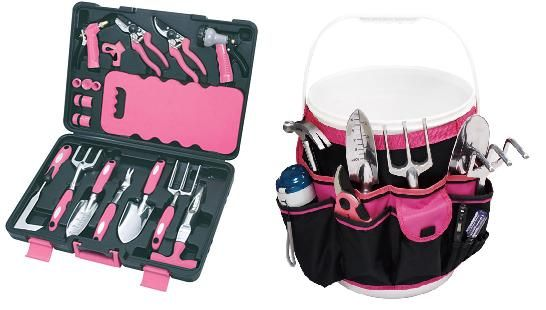 Pink Gardening Tools With Images