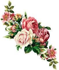Resultado De Imagem Para Flores Vintage Png Flowers Retro Flowers Vintage Flowers