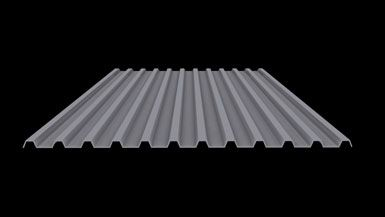 Pro Loc Tight Locking Steel Roof Panels 13 16 Deep Ribs 6 Apart It Is A Commercial Structural Panel Which Does Not Metal Roof Glass Roof Steel Roof Panels