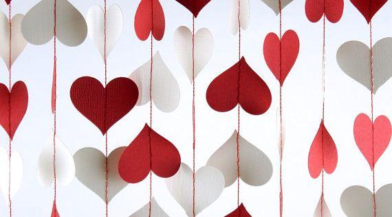 Valentines Day Decor, Bridal Shower, Baby Shower, Party Decorations, Birthday Decor light