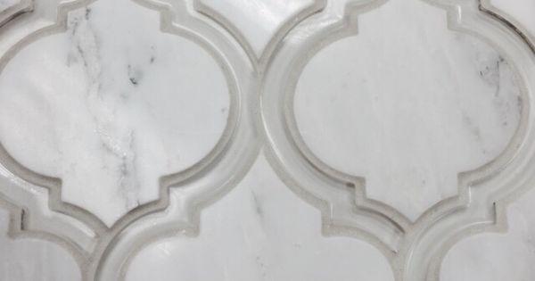 Grey Penny Tile Backsplash