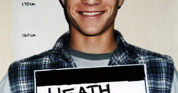 Heath Ledger bad boy