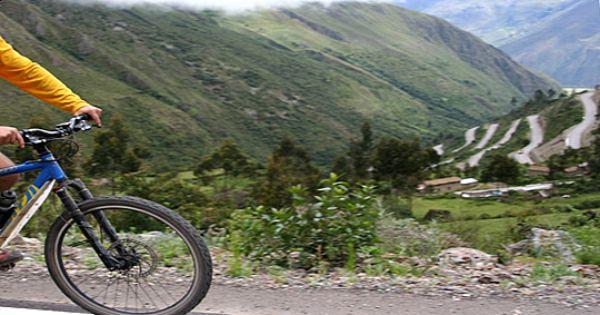 Ride A Bike To Macchu Picchu With Images Macchu Picchu Bike