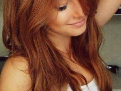10 Different Shades Of Red Heads Auburn Hair Colors