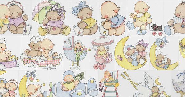 Lindas im genes de beb s para que uses en tus decoraciones - Decoraciones para bebes ...