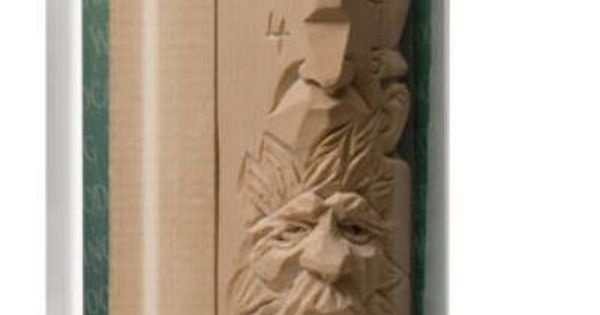 Teach Yourself To Carve Wood Spirit Study Stick Step By