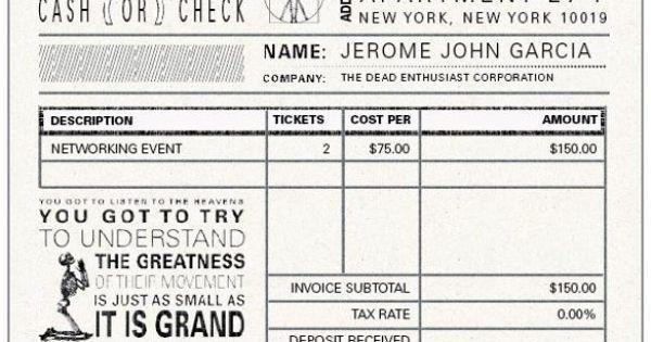 10 Creative Invoice Template Designs - tax invoice