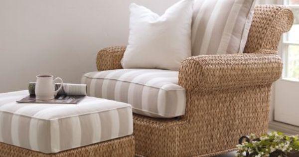 Catalina Chair Ethan Allen Furniture Interior Design Coastal Lifestyle