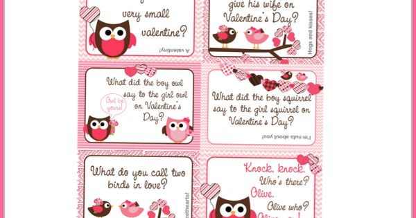 valentine jokes for students