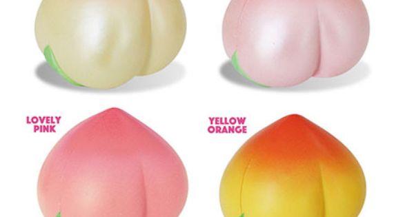 sillysquishies.com - iBloom *Jumbo* Peach , $19.99 (http://www.sillysquishies.com/ibloom-jumbo ...