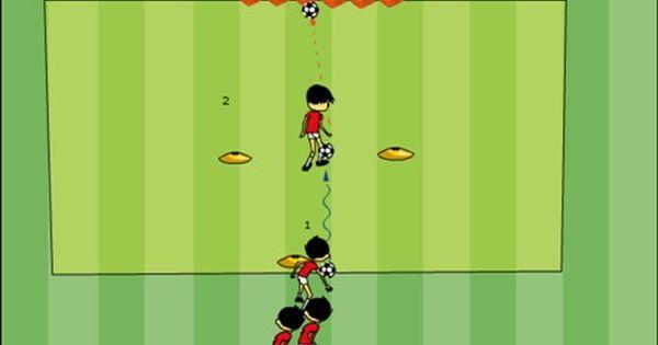 Free Soccer Fun Games For U6 U12 For Soccer Practice Soccer Practice Soccer Drills Soccer Drills For Kids