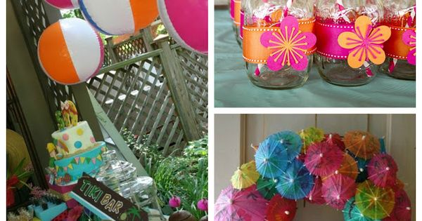 Pinterest Wedding Shower Ideas | ... Party Decor via Pinterest (sorry, the
