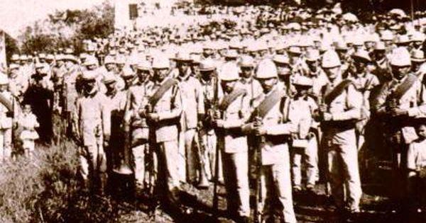 Invasion Regimiento Guayama Jpg 400 215 291 Puerto Rico