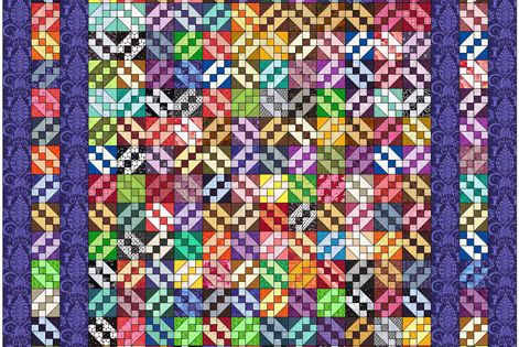 Free+Quilt+Patterns+to+Print Beth Donaldson: Quiltmaker Quilts For All Pinterest Charts ...