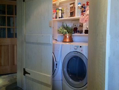5 clever storage solutions for small spaces laundry Storage solutions for small laundry rooms