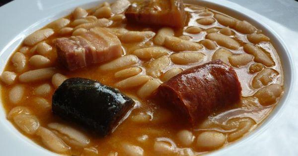 A la rica fabada asturiana grandes fabes morcilla for Como cocinar fabada asturiana