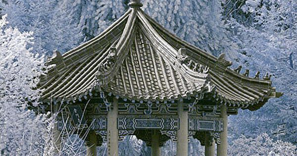 Winter fantasy, Korean pavilion at Kyong bok Palace