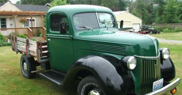 Buy Used 1940 Ford Truck 3 4 Ton Flatbed Few Made 1857 Fewer Survived Autos Clasicos Autos Clasicos