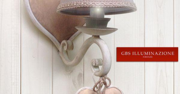 cameretta tortora : Applique Cuori. Cameretta tortora. GBS Ferro battuto e decorato a ...