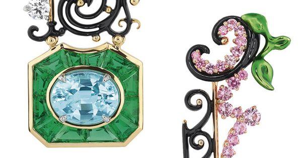 Regilla 2017 Collection Of Jewelry Dior Art Jewelry Contemporary Dior Jewelry Jewellery Sketches