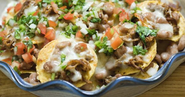 Nachos, Cowboys and The pioneer woman on Pinterest