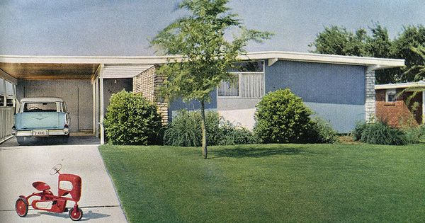Mid Century Marvelous Lortondale Tulsa Ok Modern Home Pinterest Pools Mom And Dads