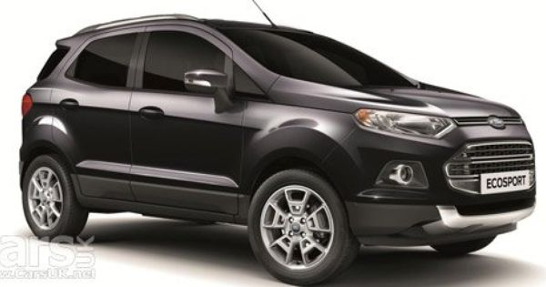 Ford Ecosport Limited Edition Arrives Just 120 For The Uk From