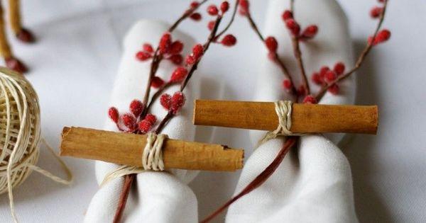 Déco table Noël rouge et blanc - 50 idées  Wedding, Tables and ...