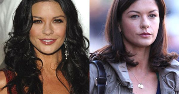 Do You Prefer Catherine Zeta Jones With Long Or Shorter Hair Catherine Zeta Jones Cathrine Zeta Jones Short Hair Styles