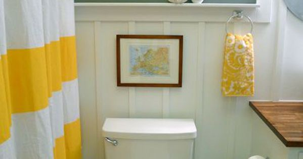 Budget bathroom makeovers decorating bathrooms hgtv and for Hgtv bathroom ideas on a budget