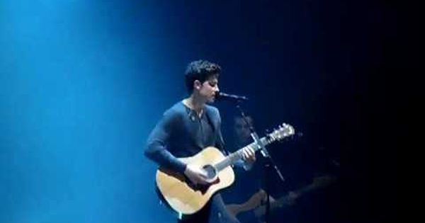 Shawn Mendes There S Nothing Holding Me Back Glasgow Shawn
