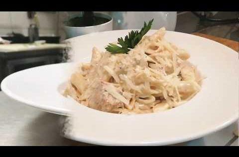 باستا بالصوص الأبيض Youtube Food Vegetables Cabbage