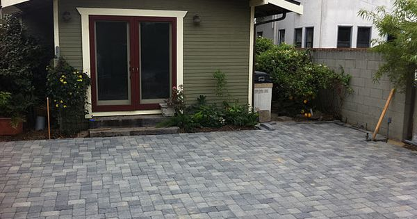 Renovation Backyard Patio Pavers | Outdoors  Back, Fence & Patio