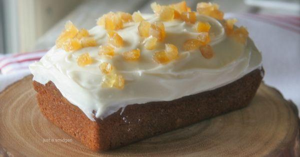 Gingerbread Loaf | Recipe | Christmas Gingerbread, Gingerbread ...