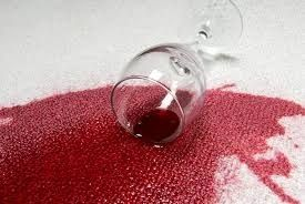 Remove A Red Wine Stain From Carpet With Salt And Some White Wine Stain Remover Carpet Red Wine Stain Removal Red Wine Stains
