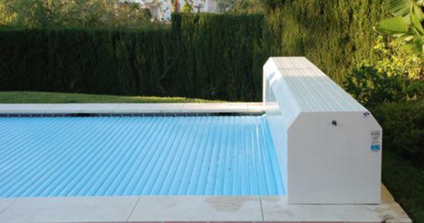 Volet de piscine syst me hors sol mod le caraibes for Systeme piscine a debordement
