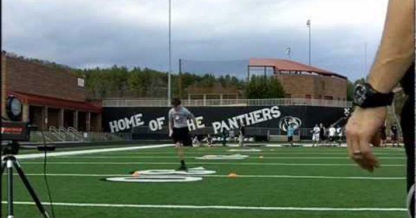 Ridgeland High School Panthers Football Rossville Ga Big 40 Day Testing Wmv Panthers Football High School Football High School