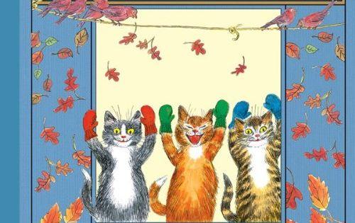 Three Little Kittens Folk Tale Classics Paul Galdone Classics