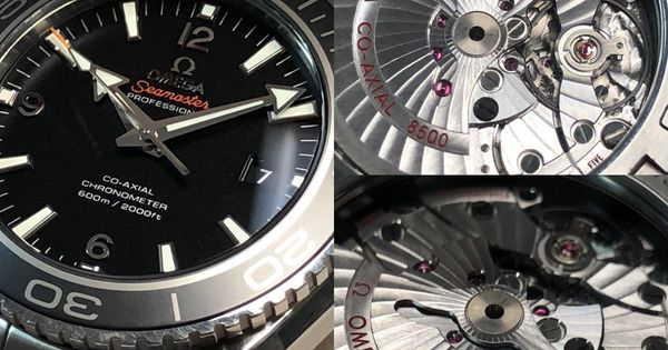 Omega Calibre 8500 In For Service Stunning Watch Service Omega Co Axial