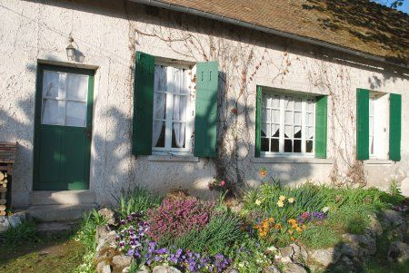 The Hermitage In Giverny All A Girl Needs Is A Little Cottage In France Giverny France Hermitage Little Cottage