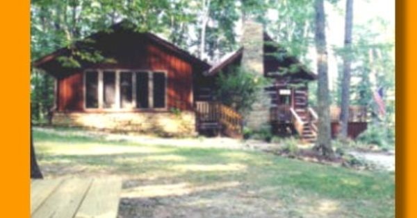 Brown County Indiana Log Cabin With Hot Tub Maple Hills Vacation Cabin Cabin Brown County Indiana Getaway Cabins