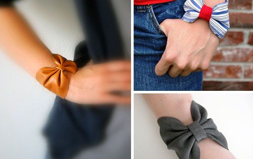 {DIY bow bracelets.} So into these, and the other DIY tutorials available
